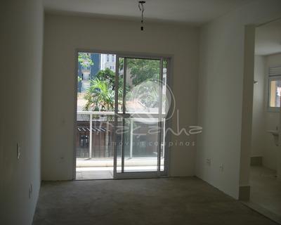 Apartamento Para Venda No Cambuí Em Campinas - Imobiliária Em Campinas - Ap02002 - 31921515