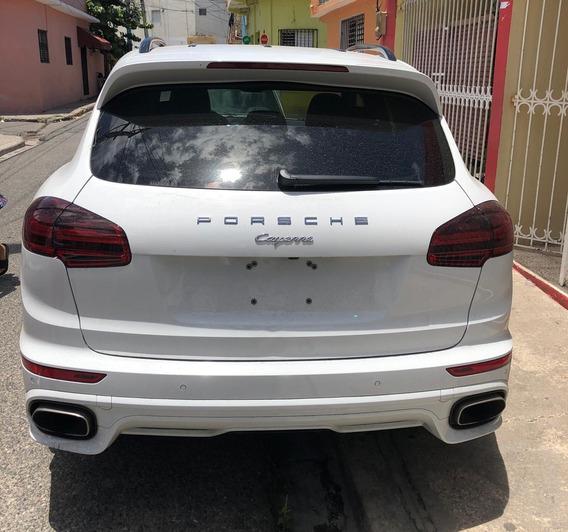 Porsche Cayenne 2018 Europea