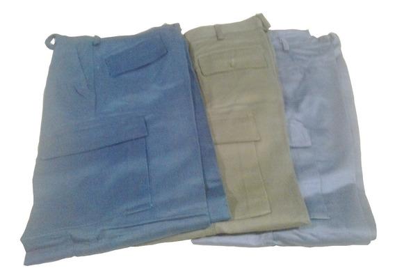 Pantalón Kargo Reforzado Solo Talles 34/36/38/40