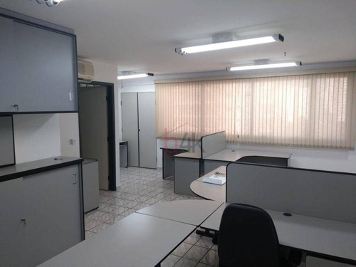 Imagem 1 de 12 de Sala Comercial 86 M² Para Alugar - Rua Arandu, 205 - Brooklin - São Paulo/sp - Sa0366