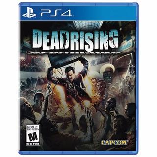Dead Rising Ps4 Envio Gratis