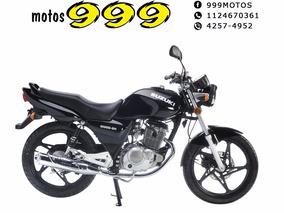 Suzuki En 125 2-a 2a 2017 0 Km Entrega Inmediata