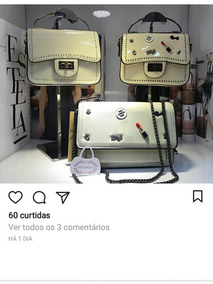 Lum Luxo Bolsas Lindas Baton