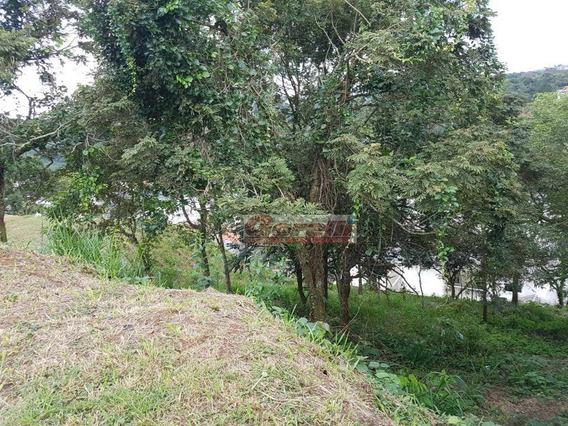 Terreno À Venda, 517 M² Por R$ 245.000 - Condomínio Hills Iii - Arujá/sp - Te0444