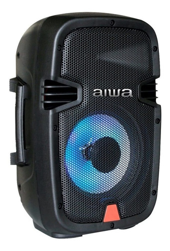 Corneta Aiwa De 8 Led Con Bluetooth Usb Mp3 Tienda Física