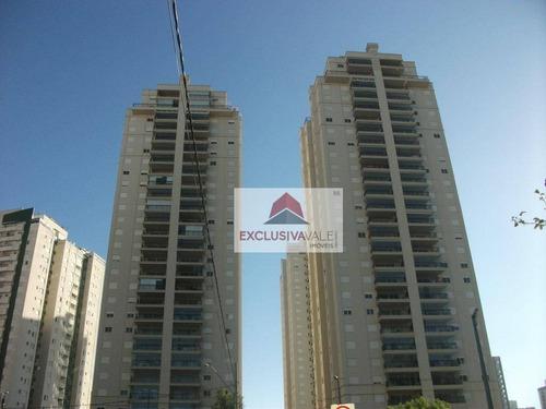 Cobertura Com 3 Dormitórios À Venda, 216 M² Por R$ 1.490.000,00 - Jardim Aquarius - São José Dos Campos/sp - Co0066