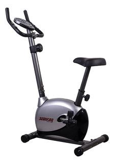 Bicicleta fija tradicional Semikon TE-2455HP plata