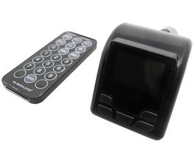 Transmissor Veicular Fm / Bluetooth / Usb