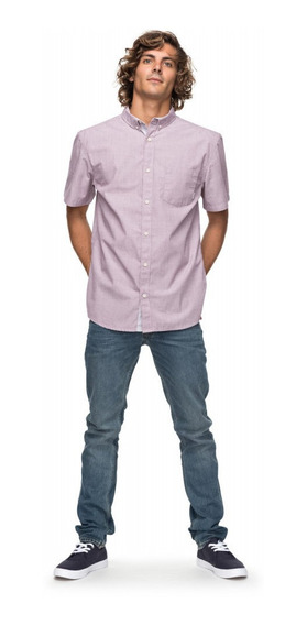 Camisa Quiksilver Mc Valley Groove (rsc0)