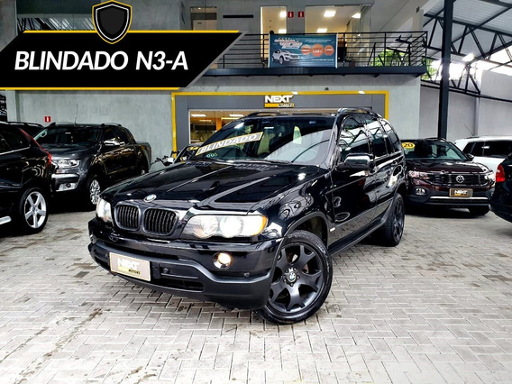 Bmw X5 4.4 I 4x4 V8 32v Gasolina 4p Automático
