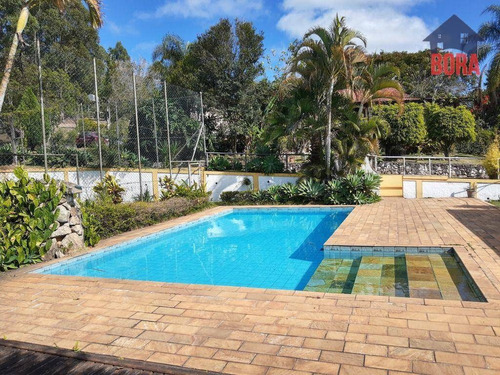 Imagem 1 de 30 de Chácara Com 4 Dormitórios À Venda, 12500 M² Por R$ 750.000,00 - Campo Largo - Atibaia/sp - Ch0385