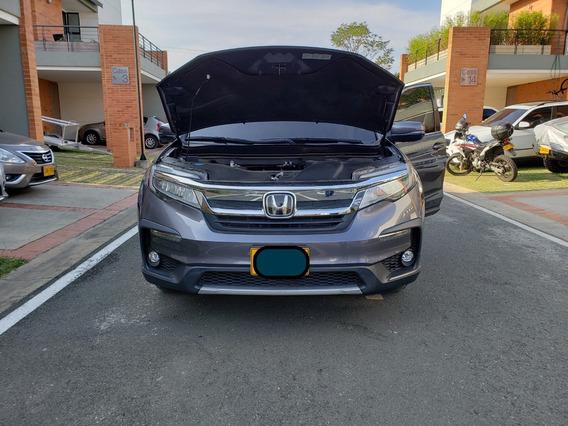 Camioneta Honda Pilot Blindada