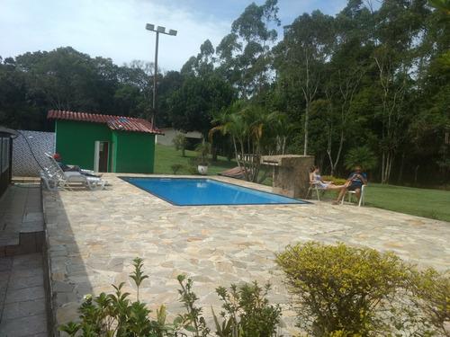 .vendo Chacara Lazer Moradia  Piscina Tres Casas (4155)