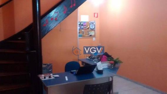 Sobrado Comercial À Venda, Vila Mariana, São Paulo. - So0425