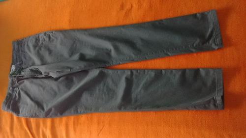 Pantalon De Hombre Lacoste 40cm De Cintura