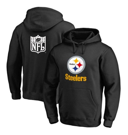 Pittsburgh Steelers Nfl Sudadera Con Capucha Unisex
