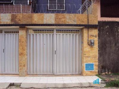 Casa Residencial Para Locação, Vila Velha, Fortaleza. - Codigo: Ca0385 - Ca0385