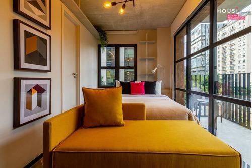 Apartamento - Itaim Bibi - Ref: 597 - L-597