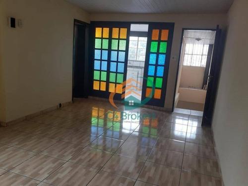 Imagem 1 de 30 de Sobrado Com 3 Dormitórios À Venda, 300 M² Por R$ 550.000,00 - Jardim Las Vegas - Guarulhos/sp - So0256