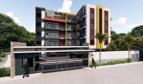 Proyecto Cerrado De Apartamentos En Prado Oriental