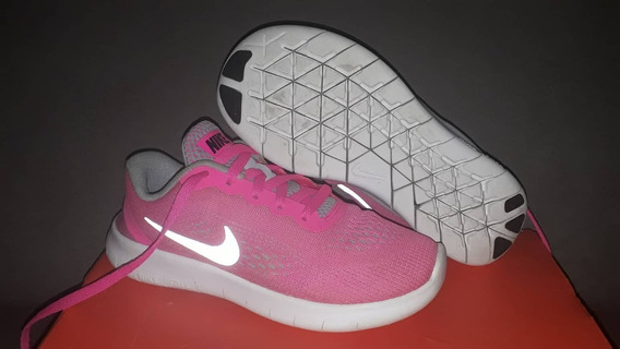 Zapatillas Nike Free Rn Running Talle 27.5 Arg - 17.5 Cm
