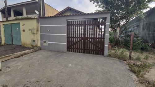 5252 - Casa 2 Dormitórios Vera Cruz  Mongaguá