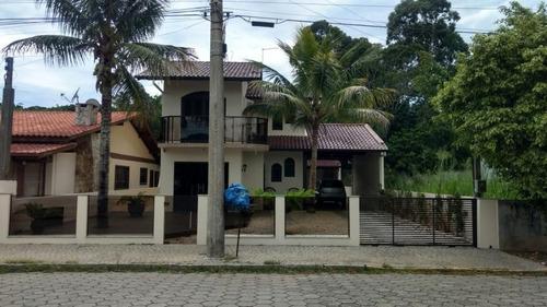 Casa Residencial À Venda, Morrinhos, Bombinhas. - 23135