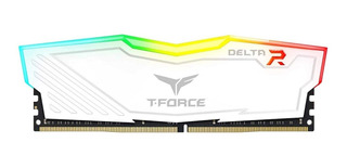Memoria Ram Ddr4 8gb 3000mhz Teamgroup Delta Pc Rgb Gamer