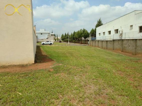 Terreno À Venda, 463 M² Por R$ 265.000,00 - Condomínio Terras Do Fontanário - Paulínia/sp - Te0553