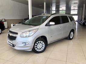 Chevrolet Spin Lt Automática 2015 Com Gnv Injetado