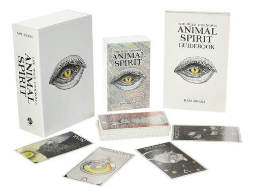 Mazo + Libro The Wild Unknown Animal Spirit / Kim Krans