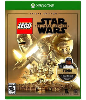 Juego Lego Star Wars The Force Awakens Xbox One