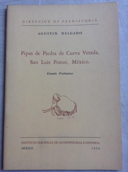 Pipas De Piedra De Cueva Vetada, San Luis Potosí