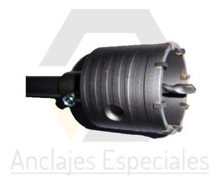Mecha Copa Widia 50mm+ Extension Sds Plus 220mm