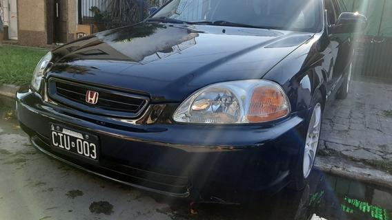 Honda Civic 1.6 Ex Hatchback 1998