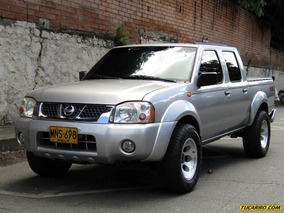 Nissan Frontier Ax Mt 3.0 4x4 Td Fe Rin