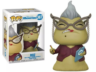 Funko Pop Monsters Inc Roz 387 Funkopop Z