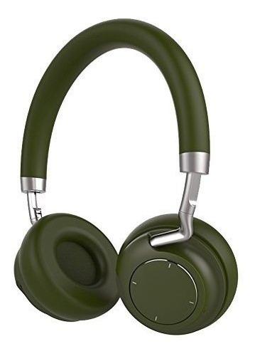 Auricular Bluetooth Cancelacion De Ruido Auriculares Sobre L