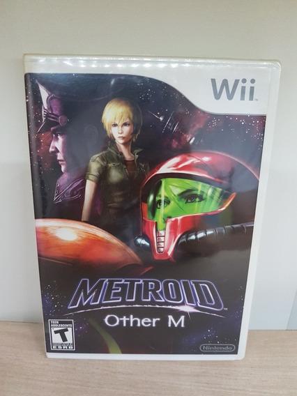 Metroid Other M - Nintendo Wii Wiiu - Novo E Lacrado