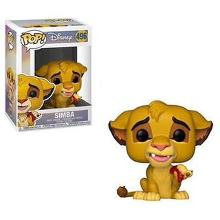 Funko Pop! Simba #496 - El Rey Leon - The Lion King