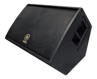 Bafle Monitor De Piso Yamaha R12m 400 W 8ohms