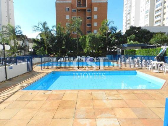 Apartamento Com 3 Dormitórios À Venda, 100 M² Por R$ 409.000 - Mansões Santo Antônio - Campinas/sp - Ap1235