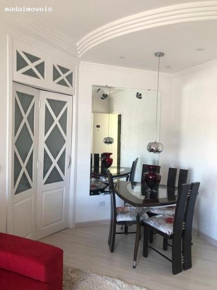 Apartamento Para Locação Em Mogi Das Cruzes, Vila Mogilar, 2 Dormitórios, 1 Banheiro, 1 Vaga - 2504_2-1010580