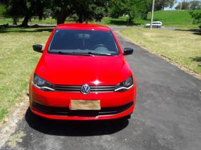 Volkswagen Gol G6. 2014