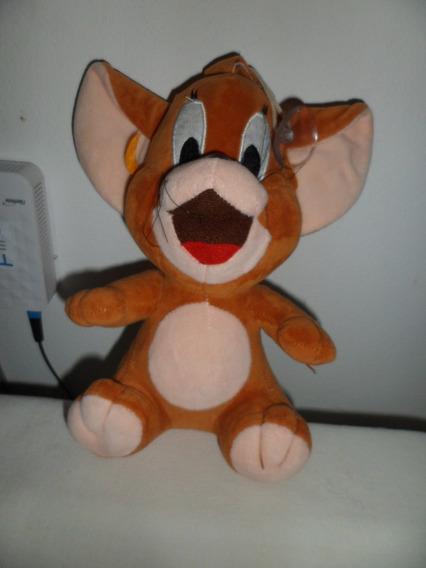 Pelúcia Jerry Looney Tunes 24 Cm Usado