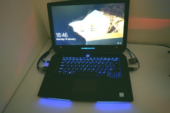 Alienware 15 R2 12gb Ddr4 Geforce Gtx 980m 8gb Ssd 250gb