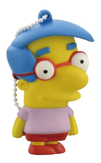 Pendrive Multilaser 8gb The Simpsons Marge - Pd073