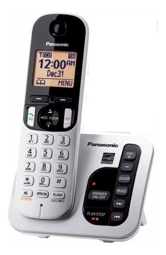 Imagen 1 de 6 de Telefono Panasonic Dect Contestador Identif Altavoz Nvo Gtia