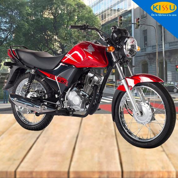 Moto Honda Cb1 Star 2019 Arranque Eléctrico Y Pedal