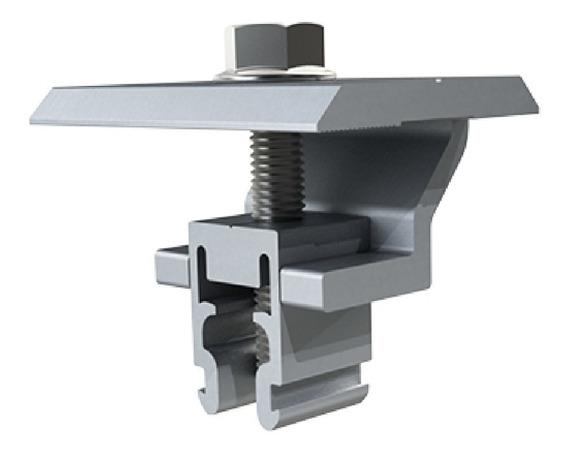 2 Abrazadera Universal Para Panel Con Marco De 25-40mm